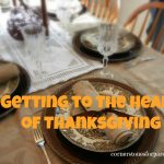 Getting to the Heart of Thanksgiving