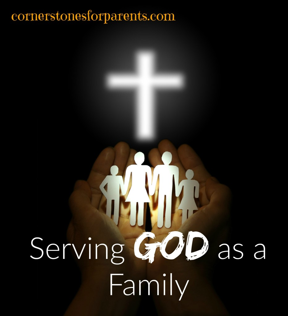 Serving God as a Family - Lessons from 1 Chronicles