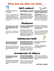 image about Printable Devotions for Tweens identified as Bible Verses that Protect Popular Behaviors Conditions inside