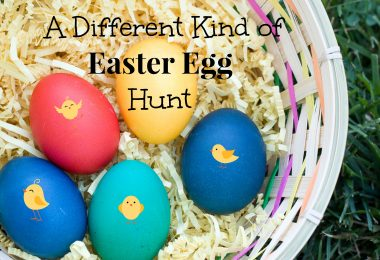 Try and Easter Egg Hunt and Give this year!