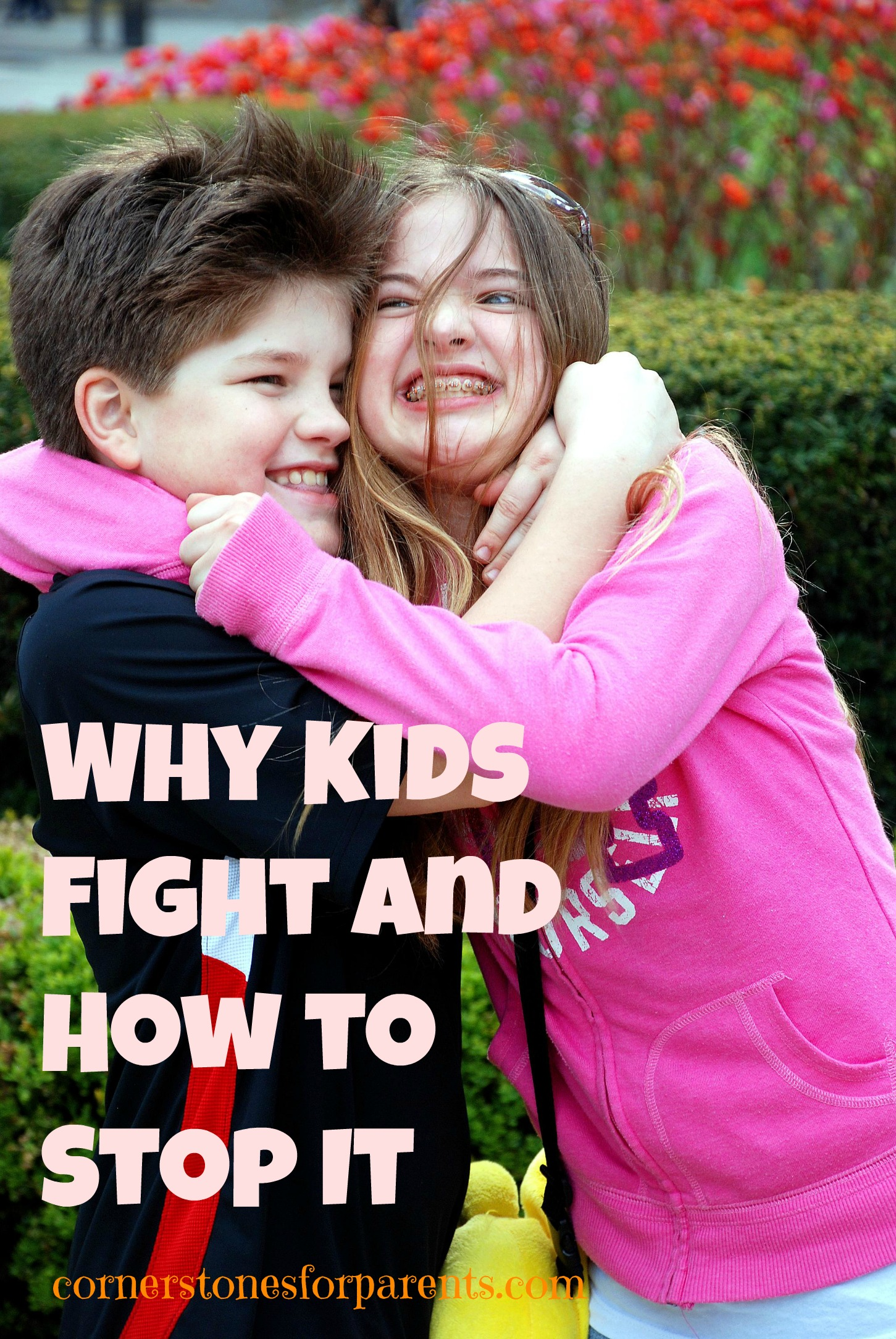 Anthony Wolf On Why Teenagers And Parents Fight -- And How.