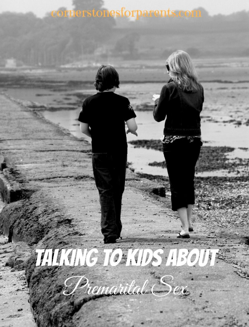 Christian Parenting: Talking to Kids about Premarital Sex