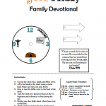 A Good Friday Family Devotional