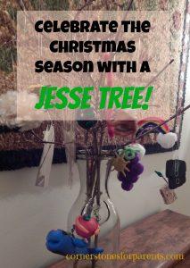 Celebrate the Advent Season with a Jesse Tree!