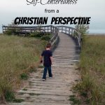 Dealing with Self-Centeredness in Young Children from a Christian Perspective