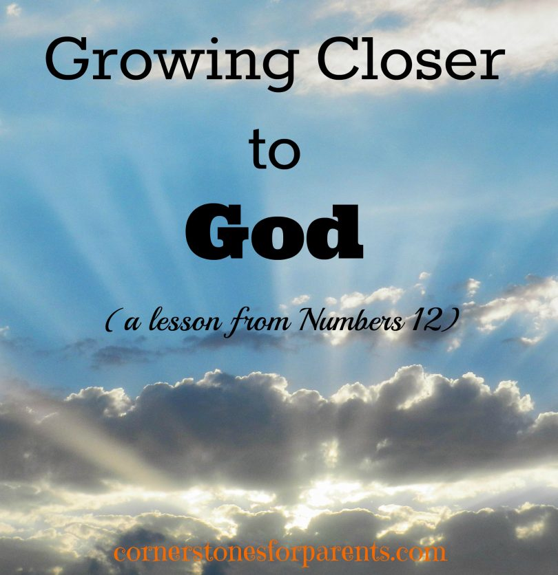 The Key to Growing Closer to God- Insights from the Book