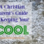 A Christian Parent's Guide to Keeping Your Cool (2 Kings)