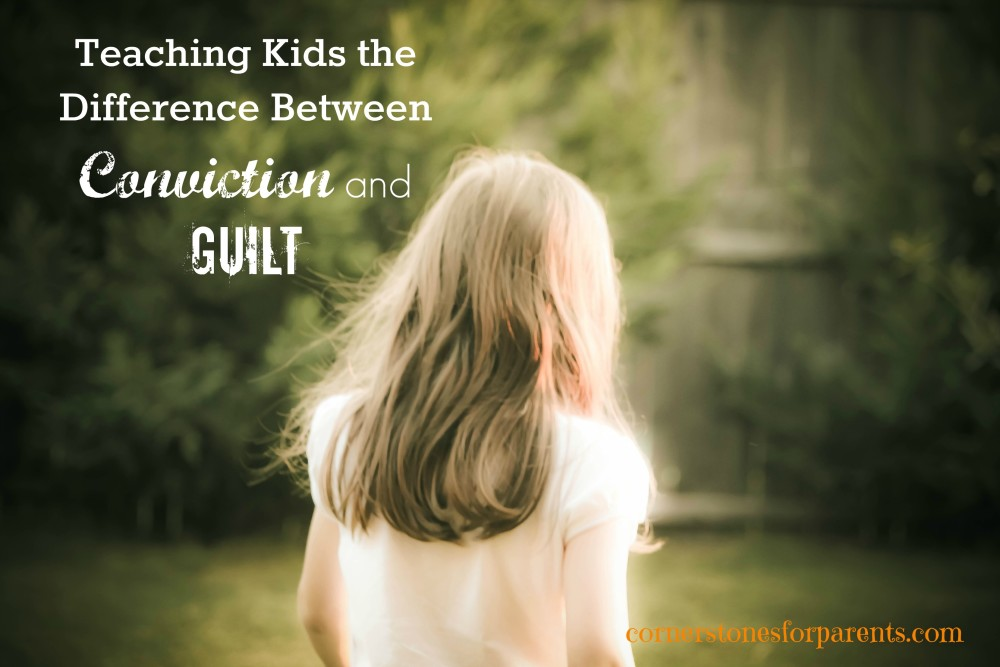 The Difference Between Conviction and Guilt (Psalms)
